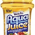 Welch's AquaJuice BOGO Coupon