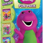Barney Fun Pack 3 DVD Set Review
