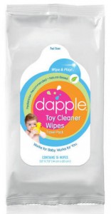 dapple toy cleaner wipes