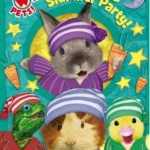 Wonder Pets: Ollie's Slumber Party DVD Review