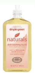 simple green dish washing liquid