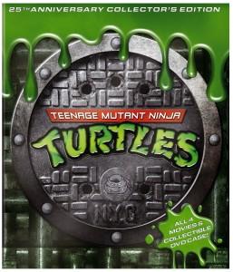 teenage mutant ninja turtles 25th anniversary collection review rh simplybeingmommy com TMNT 30th Anniversary TMNT Happy Birthday