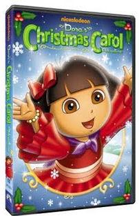 Dora's Christmas Carol Adventures DVD Review