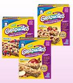 gerber granola bars