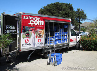 Safeway Home Grocery Delivery Simply Being Mommy
