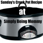 Two Crock Pot Recipes for One Dinner Recipe