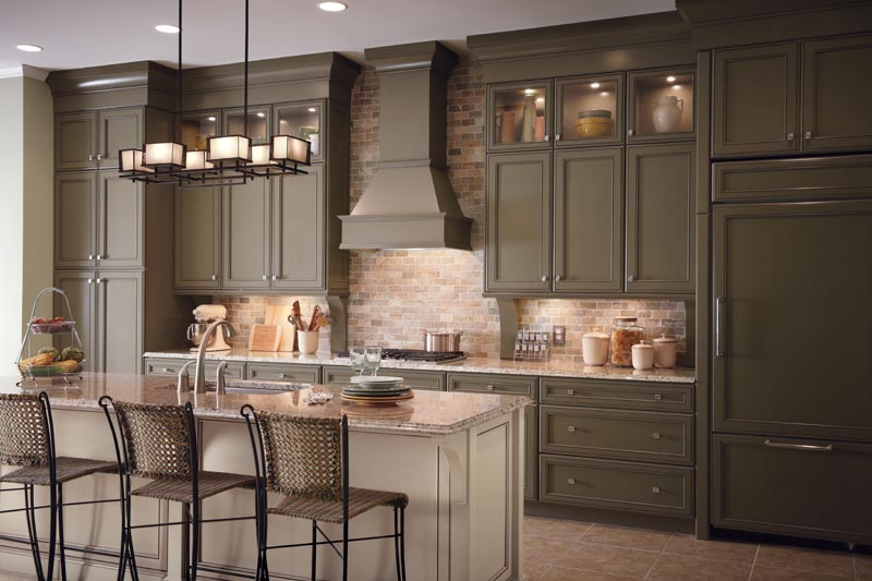 My dream kitchen simply being mommy for Kitchen cabinets colours