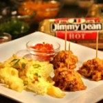 Jimmy Dean Zesty Sausage Cheese Balls Recipe