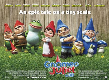 Gnomeo & Juliet Download Movie in English HD
