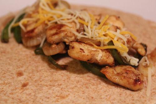 chicken fajita taco recipe