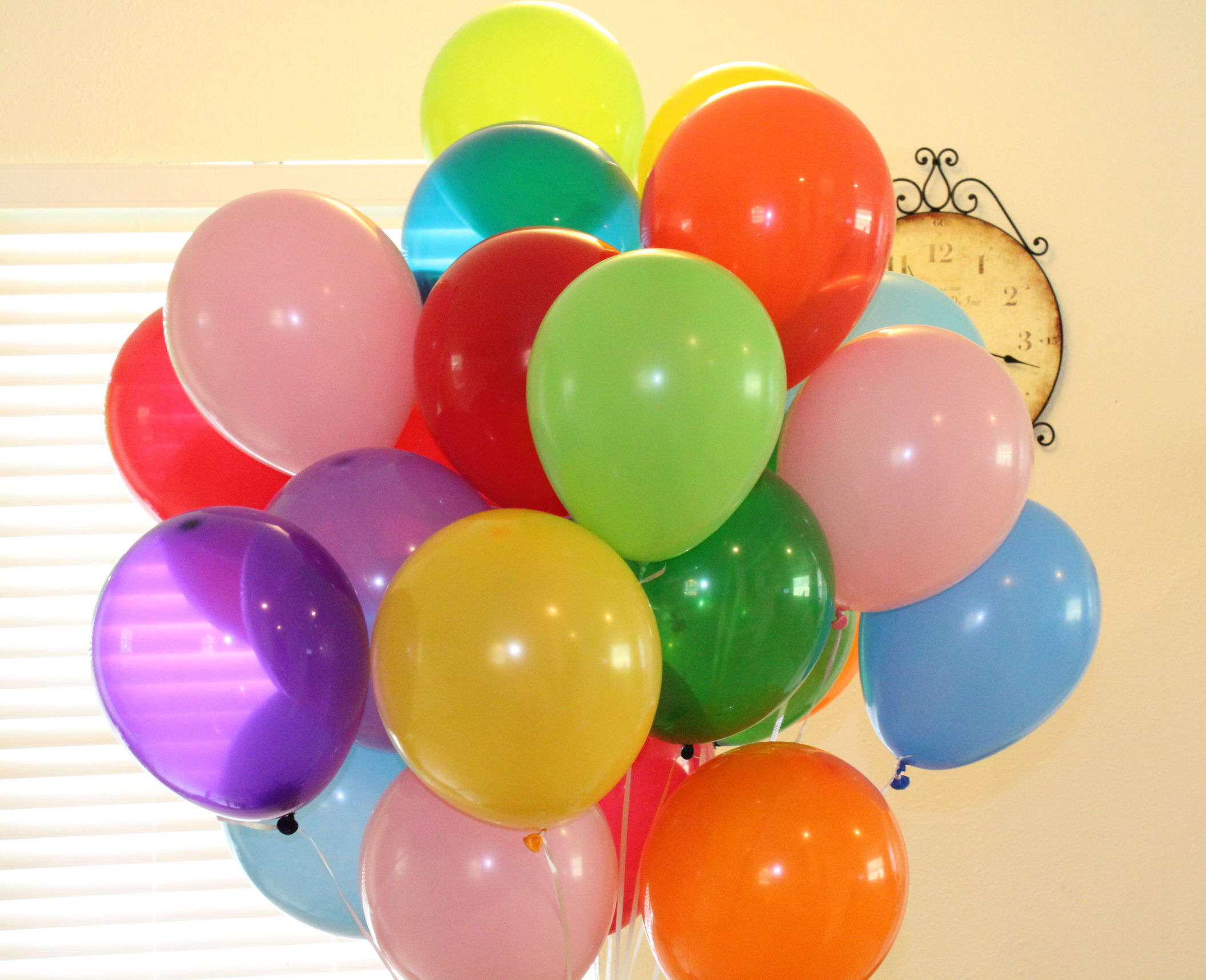 Birthdays and Balloons + Giveaway (Closed)
