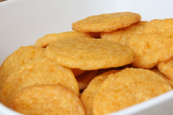 cheese cracker recipe