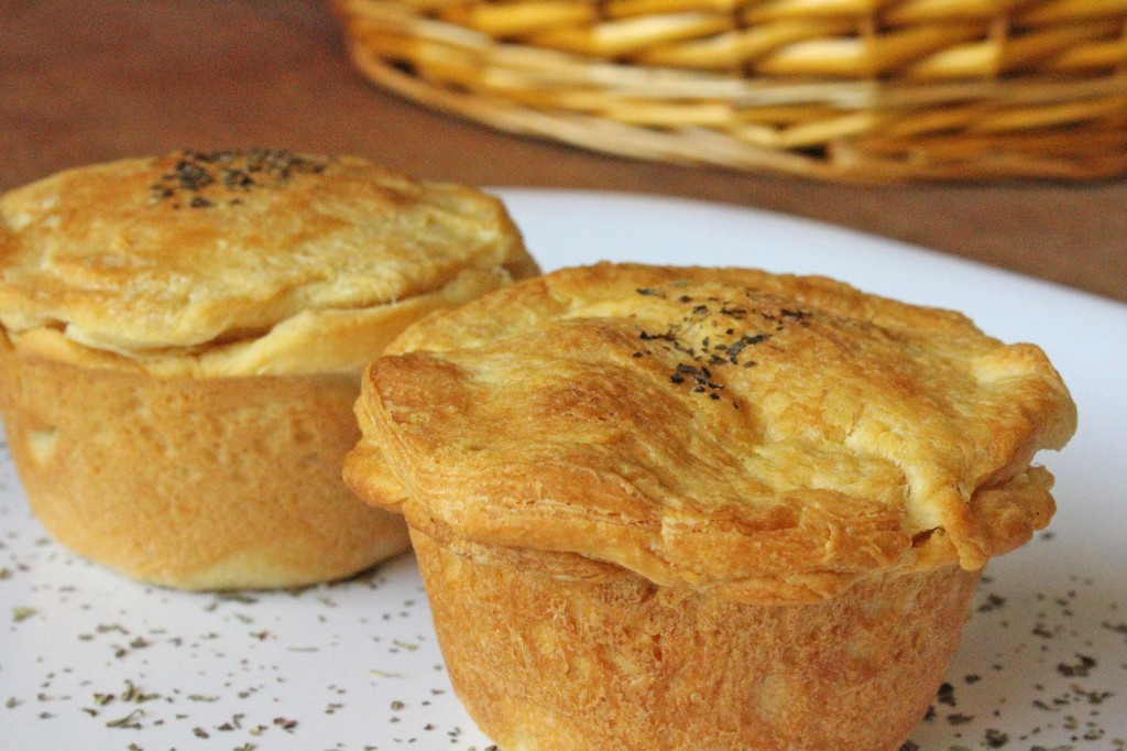 chicken pot muffin recipe