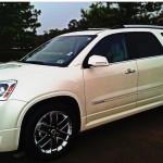 My New Ride | GMC Acadia Denali
