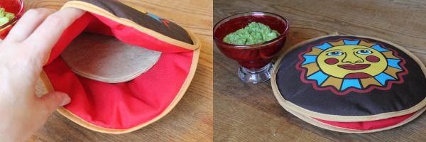 cocinaware tortilla warmer
