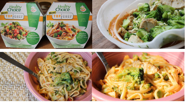healthy choice collage