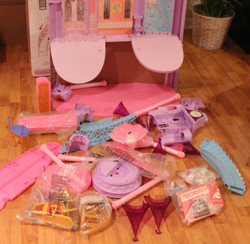 Disney Princess Ultimate Fairytale Kitchen Play Set