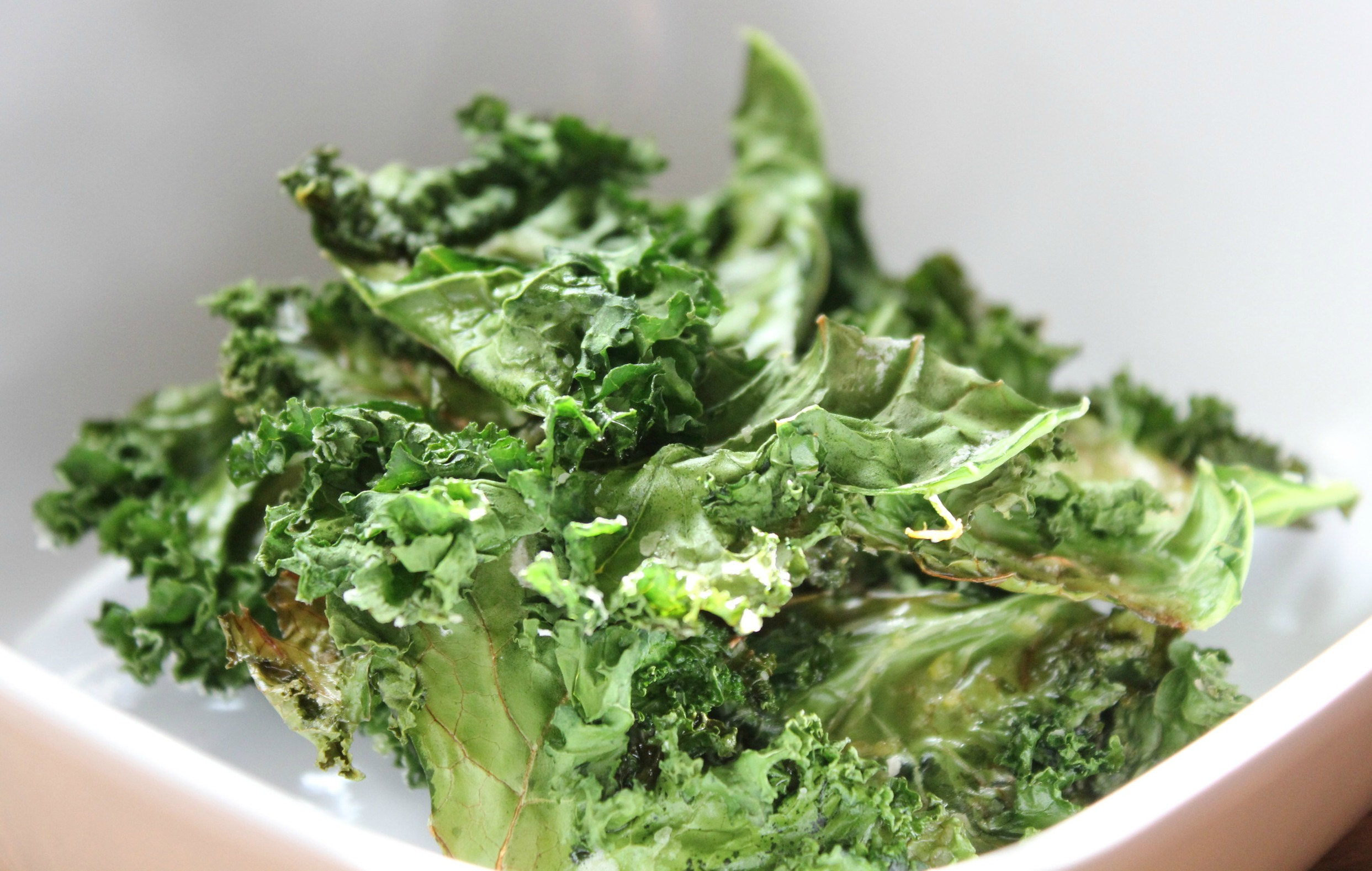 Kale Chips | Simply Being Mommy