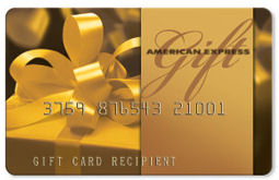 american express gift card
