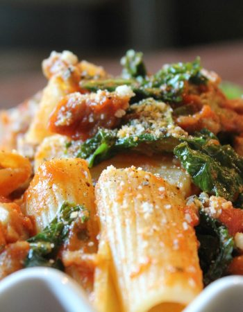 italian sausage rigatoni recipe