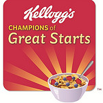 Kelloggs Champions of Great Starts