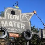 Mater's Junkyard Jamboree   A Cars Land Experience