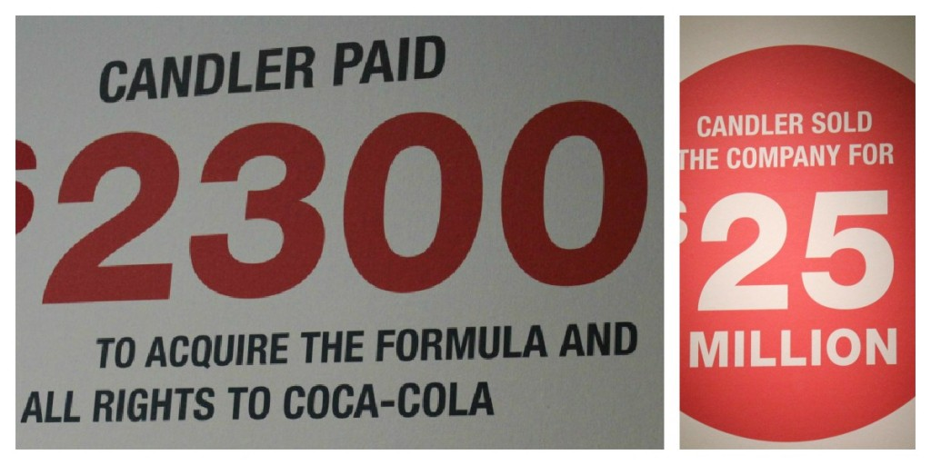 coke sold collage