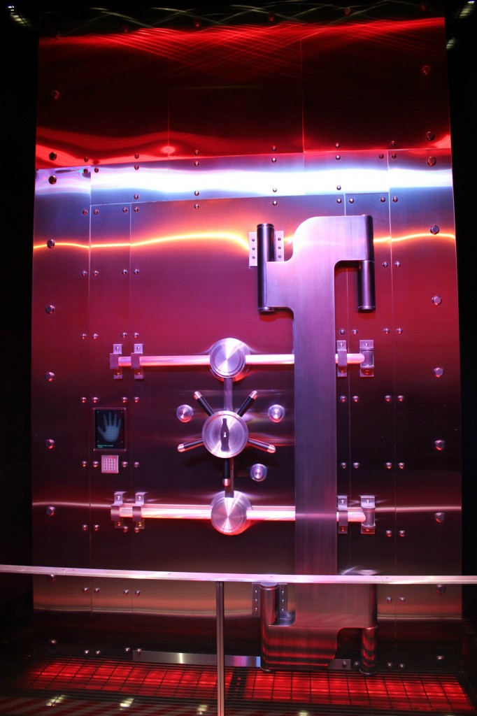 secret formula vault