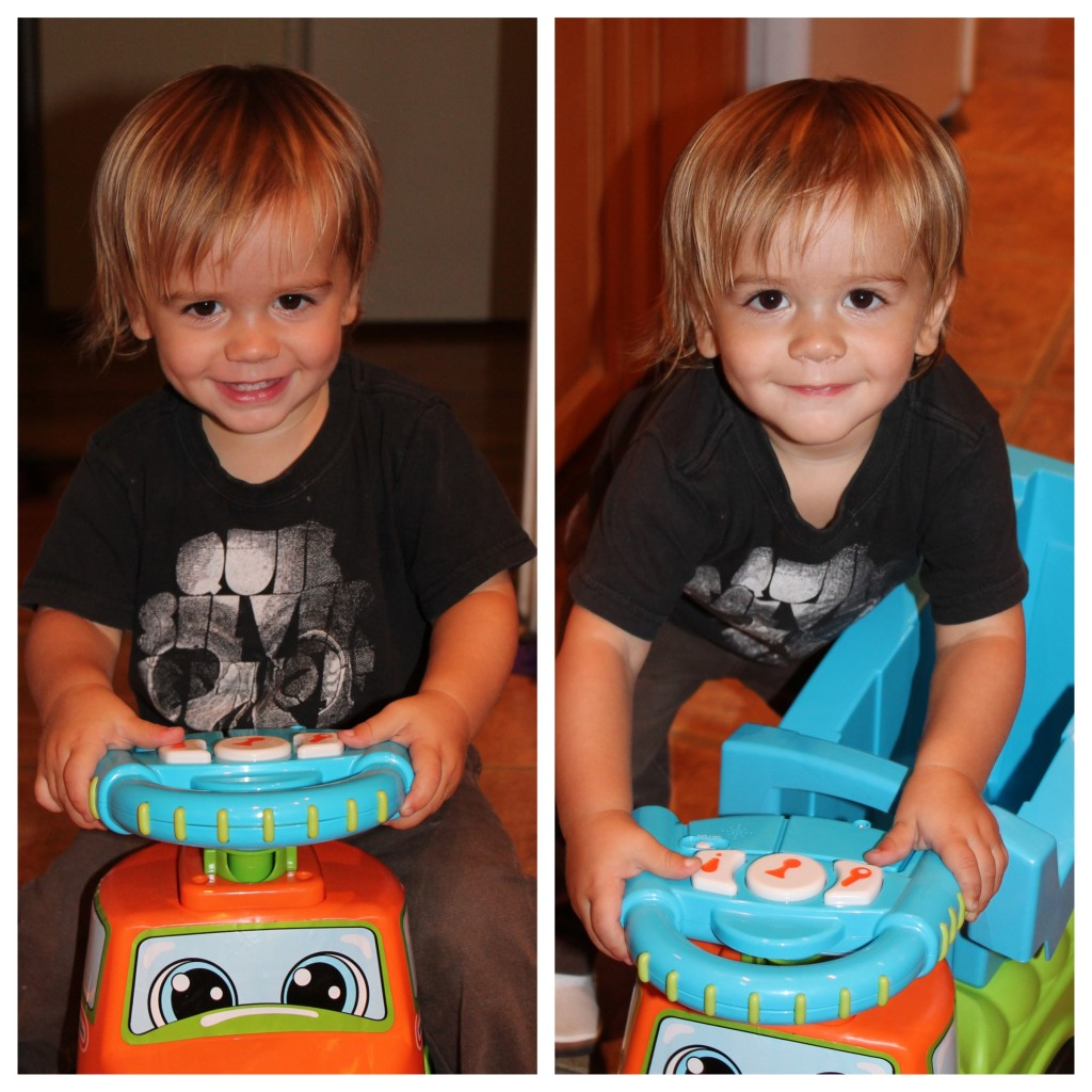 little tikes easy rider truck review