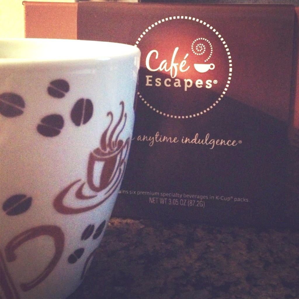 keurig cafe escapes