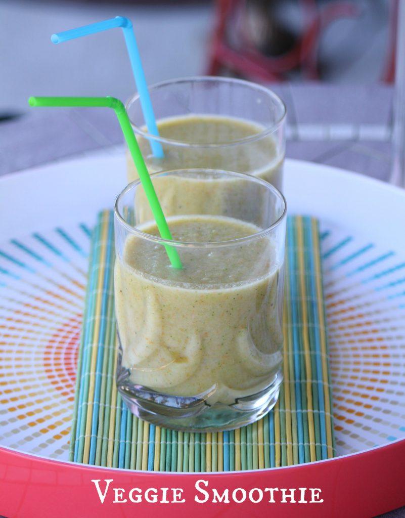 veggie smoothie recipe