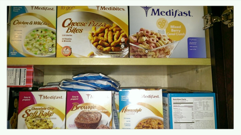 medifast meal options