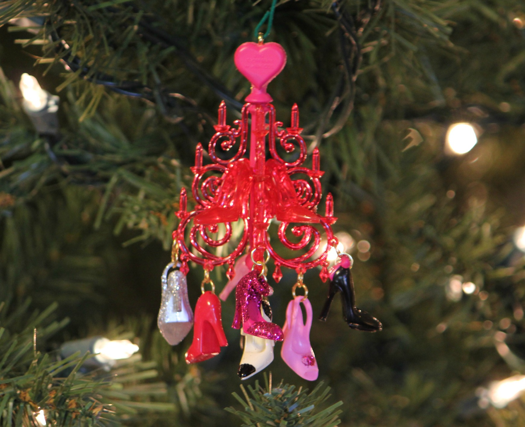 Decorating the Christmas Tree with Hallmark | Simply Being Mommy