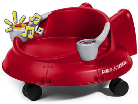 Radio Flyer Spin N Saucer Review Simply Being Mommy