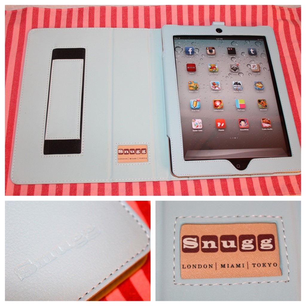 Snugg iPad Case