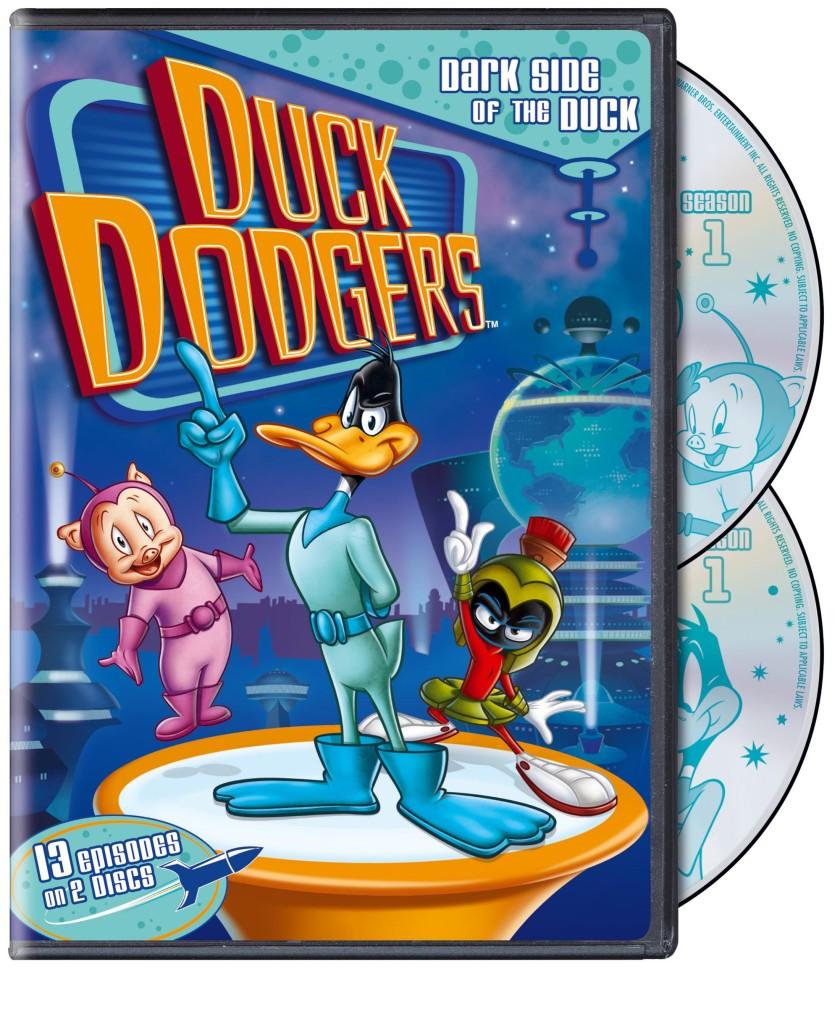 Duck Dodgers Dark Side of the Duck