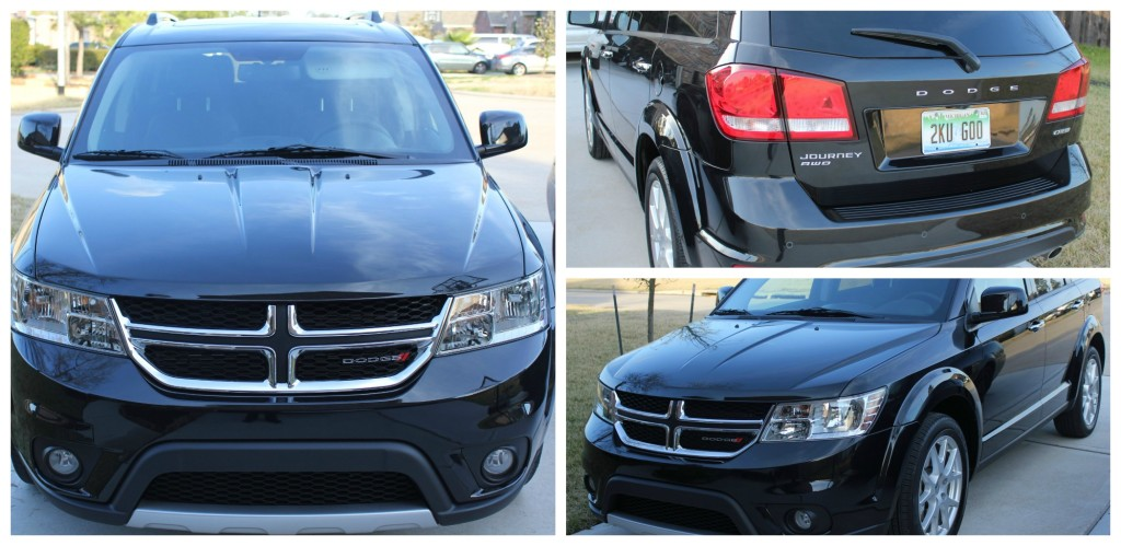 dodge journey vehicle review