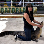 Up Close Encounters at Gatorland in Kissimmee