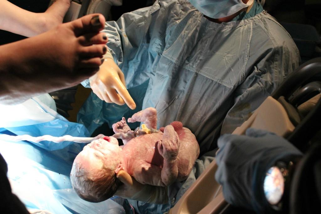 birth of zachary
