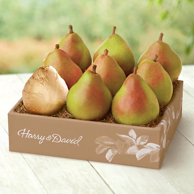 15 Pear Recipes and a Harry & David Royal Riviera Pears Giveaway