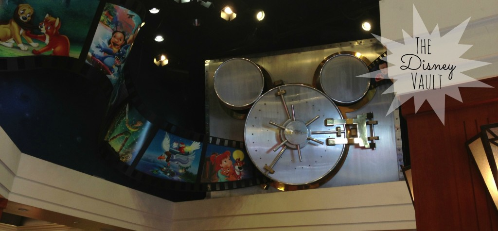 disney vault at soda fountain