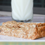 honey nut and oat granola bar recipe