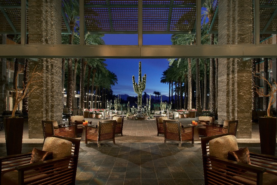 Hyatt Regency Scottsdale Resort and Spa at Gainey Ranch ...