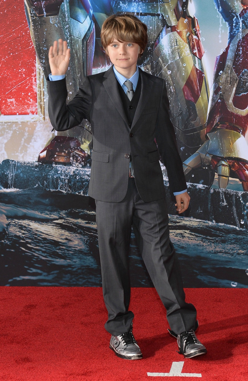 interview with ty simpkins on his role in iron man 3