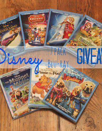 Disney Giveaway Pack
