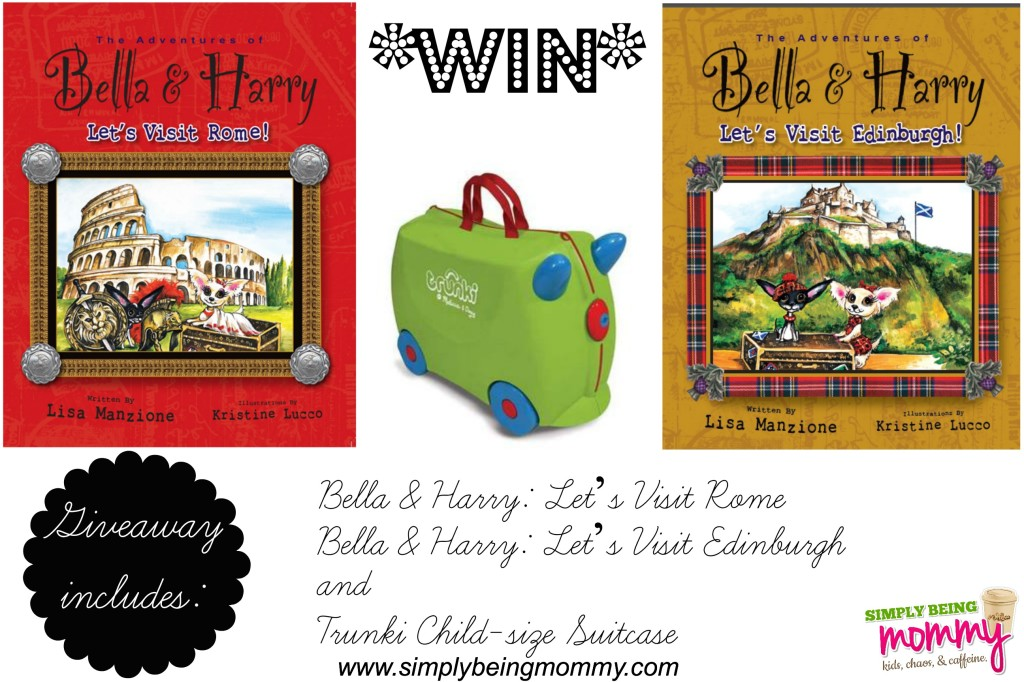 bella and harry giveaway