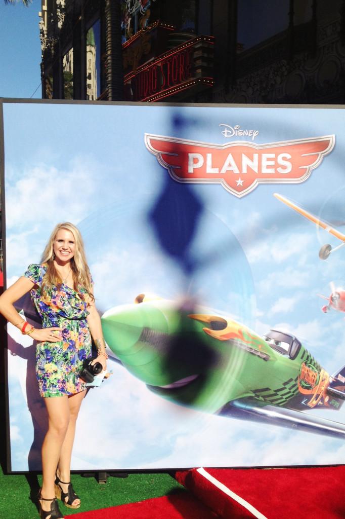 disney planes premiere in LA