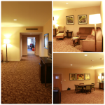 The Dallas Suite at the Sheraton Dallas Hotel