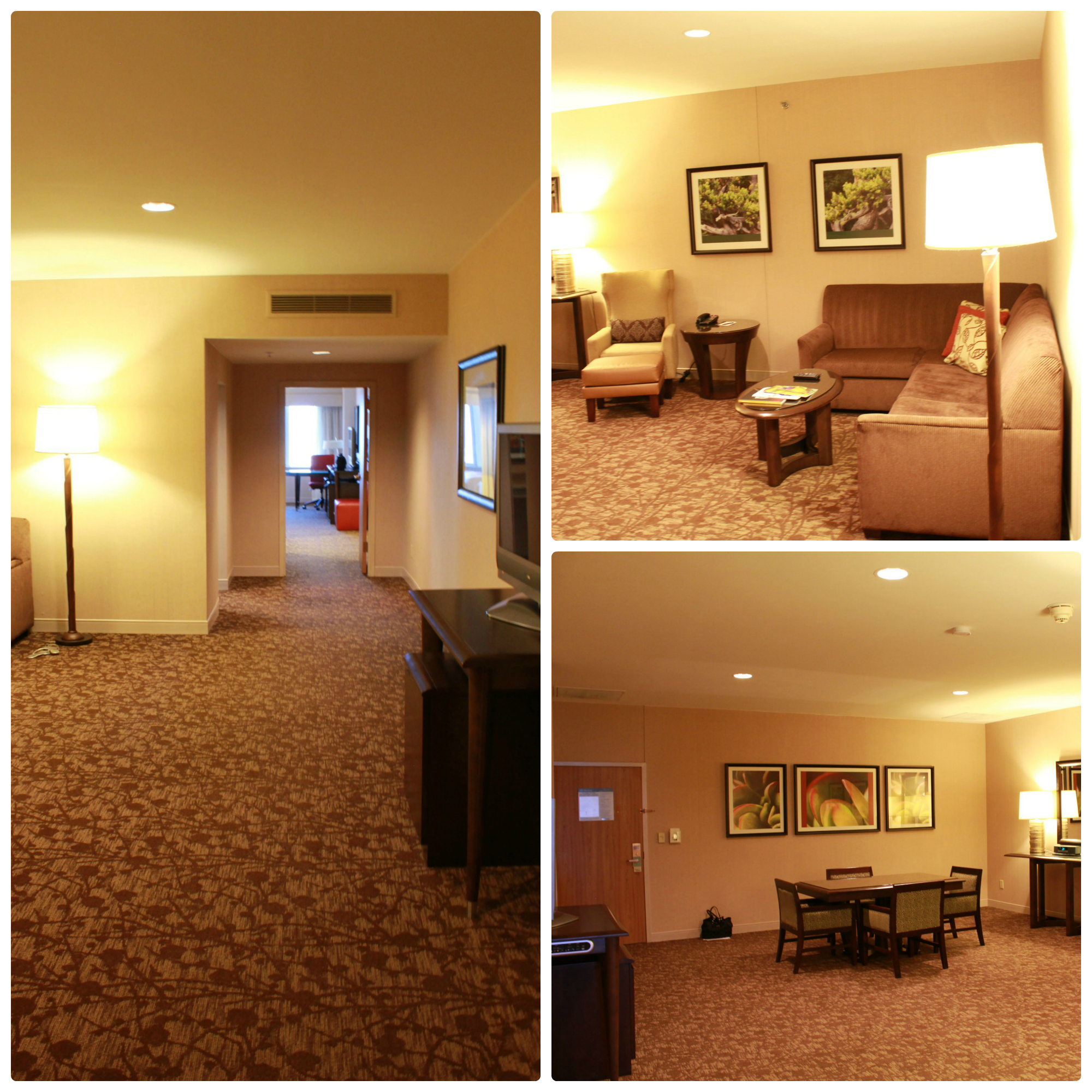 the dallas suite at the sheraton dallas hotel simply