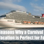 5 Reasons Why a Carnival Cruise Vacation is Perfect for Families